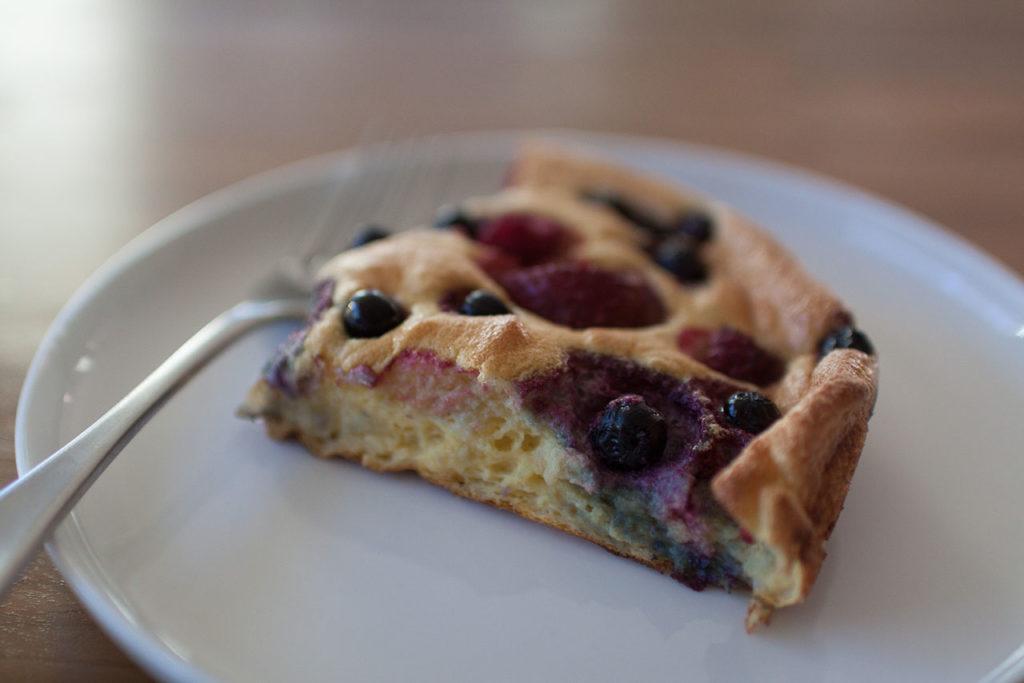 Berry-Souffle-Omelette