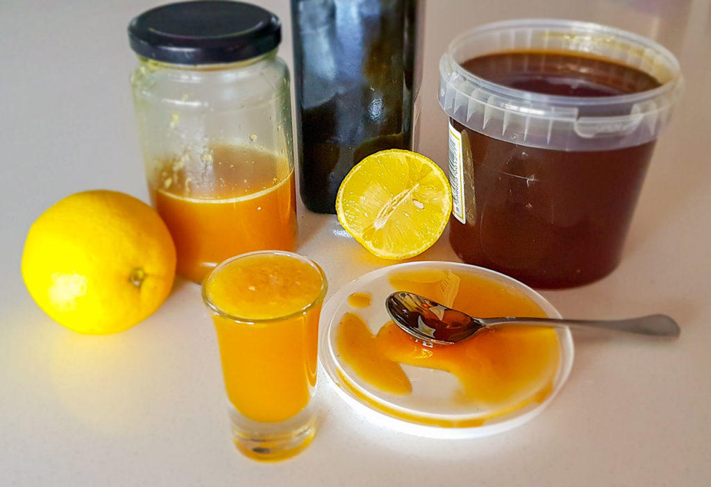 HONEY-LEMON-&-OLIVE-OIL-COUGH-&-COLD-REMEDY