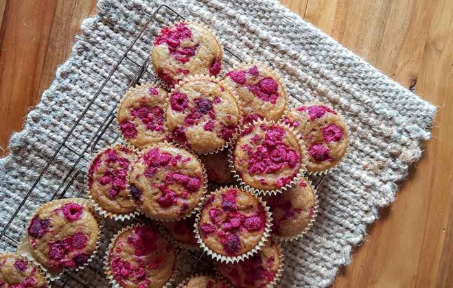 Deliciously-Healthy-Gluten-Free-Rasberry-Cupcakes