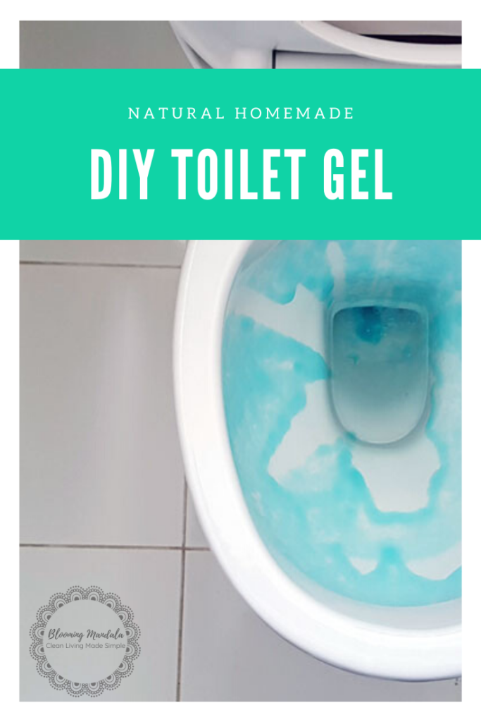 DIY Natural Toilet Gel