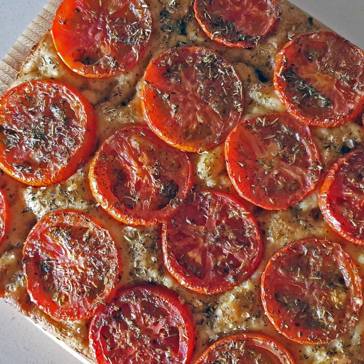 Ook Ook - Tomato & Herb Focaccia