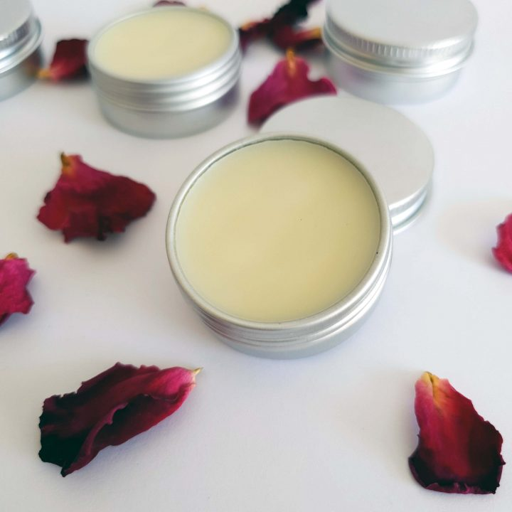 Basic Lip balm Recipe