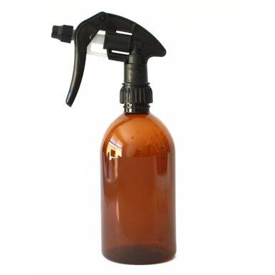 500ml Amber PET Spray Bottle | Aromatherapy Tools & Supplies
