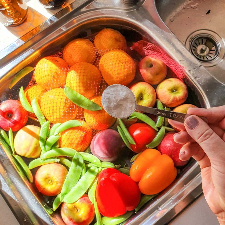 How to Remove Pesticides From Fresh Produce