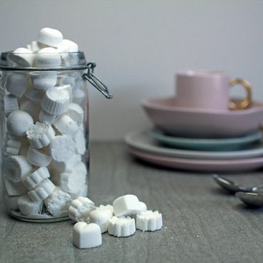 Low tox homemade dishwasher tablets or powder