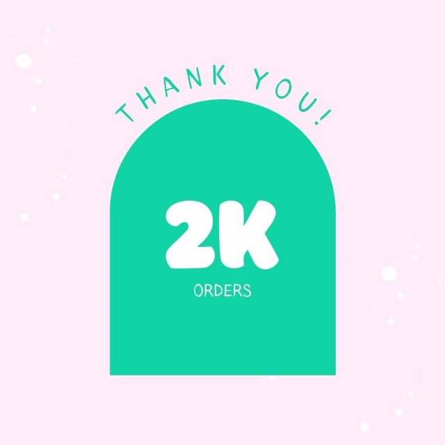 THANKS TO ALL OF YOU!!!!! Overnight we hit a massive milestone for our little biz.....2,000 orders We are so grateful that you choose to shop with us and help us grow our little biz. And for helping us get closer to achieving our mission of detoxing Australian families. With your continued support, we promise to create heaps of new exciting recipes and offer great products for us all to create low tox, sustainable homes that work for us. THANK YOU!! 😘😘😘 . . . . . . . . #lowtoxlife #ditchandswitch #toxinfreeliving #toxinfreehome #healthyhome #Nontoxichome #notoxins #cleanproducts #nochemicals #greenproducts #environmentallyfriendly #diymakeup #diyskinscare #homemade #sustainableskinperth #Nontoxicskincare #greenbeautylover #organicbeauty #naturalbeautyproducts #sustainablebeauty #cleanbeautyrevolution #Lowtox #lowtoxliving  #cleanliving #cleanlivingmadesimple #bloomingmandala #toxfree #chemicalfree #chemicalfreeliving #diyrecipes