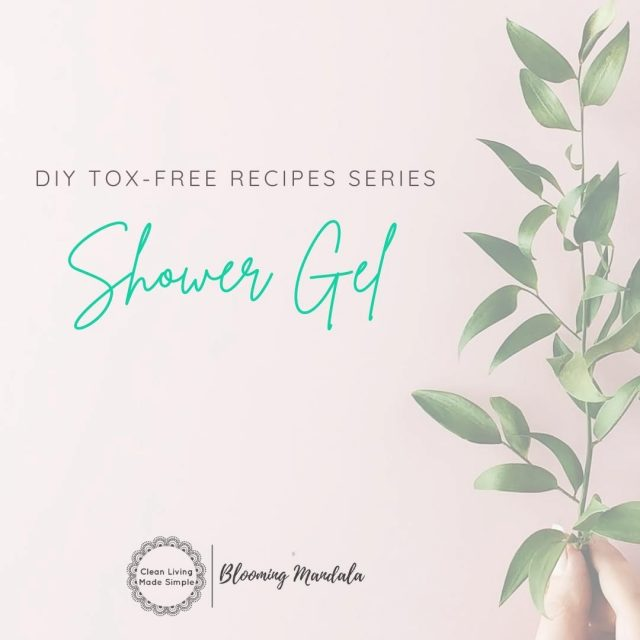 DIY TOX-FREE RECIPE SERIES - BODY DAY 2 - SHOWER GEL 🚿 Many commercial body washes contain toxins like synthetic fragrance, sodium lauryl sulphate, PEG's and preservatives.  They can be a real chemical nightmare. Who wants to wash themselves (or their little kiddies) with toxic chemicals? NO THANK YOU!!! The good news is our DIY version is so crazy simple you can barely call it a recipe! Yet it's a nice gel consistency just like regular body wash 👏 This is one of our most popular recipes and has a 4.5-star rating from user reviews. It really is an AWESOME recipe 😉 Grab the FREE recipe here (link in insta bio too) - https://bloomingmandala.com.au/2019/10/30/diy-shower-gel/ If you have any questions or are keen to find out more about DIY, join us and OVER 800 other wonderful DIYers in our CLEAN LIVING COMMUNITY over in Facebook (LINK IN INSTA BIO TOO) -https://www.facebook.com/groups/2475416232513135 . . . . . . . #lowtoxlife #ditchandswitch #toxinfreeliving #toxinfreehome #healthyhome #Nontoxichome #cleanproducts #greenproducts #environmentallyfriendly #diymakeup #diyskinscare #homemade #Nontoxicskincare #greenbeautylover #organicbeauty #naturalbeautyproducts #sustainablebeauty #cleanbeautyrevolution #Lowtox #lowtoxliving #cleanliving #cleanlivingmadesimple #bloomingmandala #toxfree #chemicalfree #chemicalfreeliving #diyrecipes #zerowasteaustralia #diyshowergel #diybodywash