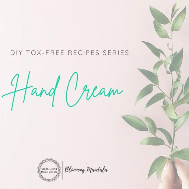 DIY TOX-FREE RECIPE SERIES - BODY DAY 3 - HAND CREAM 🤲 HANDS, We are constantly using them but we rarely do anything nice for them. If you are anything like me and you find yourself washing your hands hundreds of times a day you know how dry and rough your poor little hands can get. And if you have poorly little 👶  ones you can double the amount of hand washing and dryness. Or maybe you are an avid gardener and need something to apply after a busy day planting 🌱 and tending to your botanical babies 🥬 This hand cream is so nourishing moisture-starved hands just sigh with relief. It also makes an awesome cracked heel balm.  Just apply liberally before bed and put on a pair of socks so the sheets don't just rub it all off. Grab the FREE recipe here (link in insta bio too) - https://bloomingmandala.com.au/2020/04/03/moisturising-diy-hand-cream/ If you have any questions or are keen to find out more about DIY, join us and OVER 800 other wonderful DIYers in our CLEAN LIVING COMMUNITY over in Facebook (LINK IN INSTA BIO TOO) -https://www.facebook.com/groups/2475416232513135 . . . . . . . #lowtoxlife #ditchandswitch #toxinfreeliving #toxinfreehome #healthyhome #Nontoxichome #cleanproducts #greenproducts #environmentallyfriendly #diymakeup #diyskinscare #homemade #Nontoxicskincare #greenbeautylover #organicbeauty #naturalbeautyproducts #sustainablebeauty #cleanbeautyrevolution #Lowtox #lowtoxliving #cleanliving #cleanlivingmadesimple #bloomingmandala #toxfree #chemicalfree #chemicalfreeliving #diyrecipes #zerowasteaustralia #diyhandcream #diyheelbalm