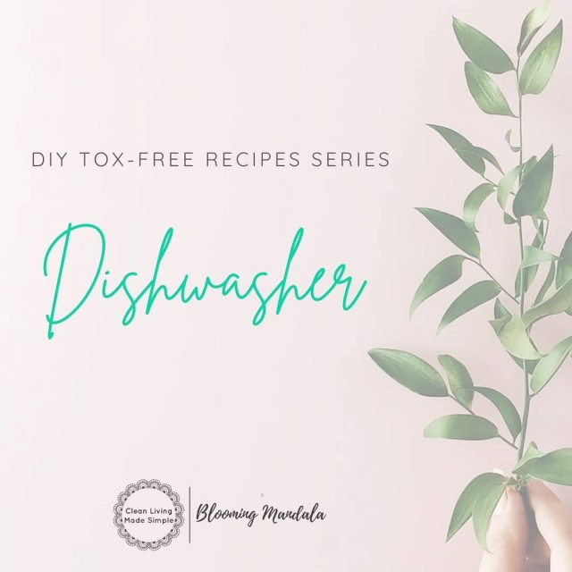 DIY TOX-FREE RECIPE SERIES - CLEANING DAY 1 - DISHWASHER TABLETS & RINSE AID DIY Dishwasher Tablets can be a fickle beast. It took YEARS of trial and error to refine a recipe that is now arguably one of our our most popular recipes!  WHY is it so popular? Well because it actually works! Not just for the first few washes either, we have personally been using it for years and its still as effective as ever! i wont ever go back to store brought! Commercial Dishwasher products contain all sorts of toxic chemicals, small amounts of these chemicals remain on your dishes, and then these are inadvertently consumed when you cook in or eat off those dishes.  Yuck! So it makes total sense to make this easy swap! And i assure you, it is ridiculiously simple to make! Even more so if youre happy with powder, saves putting it into moulds! Easier still... can you tell we like quick and simple?! Rinse aid is probably one of those products we just assume there is no great substitute for.  Tried white vinegar and it didnt work that great?  Well we have a recipe for you that works just as well as the toxic store counterparts and at a fraction of the price! Check out both these awesome recipes below. https://bloomingmandala.com.au/2019/08/23/diy-dishwasher-tablets/ https://bloomingmandala.com.au/2020/04/14/diy-dishwasher-rinse-aid/ If you have any questions or are keen to find out more about DIY, join us and OVER 800 other wonderful DIYers in our CLEAN LIVING COMMUNITY over in Facebook (LINK IN INSTA BIO TOO) -https://www.facebook.com/groups/2475416232513135 . . . . . . . #lowtoxlife #ditchandswitch #toxinfreeliving #toxinfreehome #healthyhome #Nontoxichome #cleanproducts #greenproducts #environmentallyfriendly #diycleaning #homemade #Nontoxiccleaning  #Lowtox #lowtoxliving #cleanliving #cleanlivingmadesimple #bloomingmandala #toxfree #chemicalfree #chemicalfreeliving #diyrecipes #zerowasteaustralia #diydishwashertablets #diyrinseaid #diydishwasherrinseaid