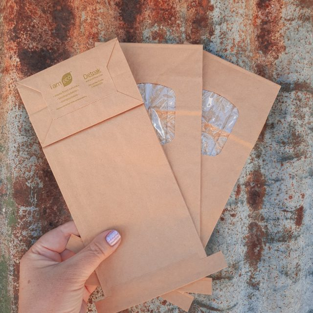If you have ever ordered your ingredients from us you would be familiar with our brown paper bags. Well there is so much more to these guys than meets they eye! These bags are home compostable!🎉 Just remove the tin tie at the top and its good to go! Yep even the 'plastic' looking lining and window are not plastic at all. They are PLA, a plant based material that is certified home compostable. Due to the PLA window, we have had the odd occasion where the window has begun breaking down over time with some of the products we sell. For this reason we will be phasing these out, keeping the compostable packaging, just opting for windowless versions. Did you know they were compostable?! Have you composted them? We are always looking to better our packaging, both for our customers satisfaction and the health of our planet ❤️🌏 #environmentallyfriendly #homemade #lowtox #lowtoxliving #cleanliving #cleanlivingmadesimple #bloomingmandala #toxfree #chemicalfree #chemicalfreeliving #diyrecipes #lowtoxlife #ditchandswitch #toxinfreeliving #toxinfreehome #healthyhome #nontoxichome #notoxins #cleanproducts #nochemicals #greenproducts #zerowasteaustralia #zerowastehome #zerowastecleaning #zerowasteproducts #zerowastelife #zerowastetips #zerowastemovement #zerowastediy #zerowasteideas