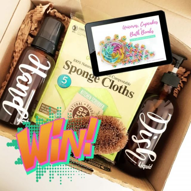 To celebrate reaching the milestone of 1000 Facebook groupies we are doing a little giveaway. You can win yourself one of our new Blooming Basics Kitchen Sink kits and a copy of our eBook - Unicorns, cupcakes & bath bombs. Plus a second kitchen kit and ebook for a mate! To enter just make sure you have joined our Facebook group.  That's it, Super Simple.  Link in Bio Winner Drawn 1st April 2021  You must be an Australian resident to enter this competition. ⁣⁣ This promotion is in no way sponsored, administered, or associated with Facebook or Instagram, Inc. By entering, entrants confirm that they release Facebook/Instagram of responsibility, and agree to Facebook/ Instagram's terms of use.⁣⁣ . . . . . #lowtoxlife #ditchandswitch #toxinfreeliving #toxinfreehome #healthyhome #Nontoxichome #notoxins #cleanproducts #nochemicals #greenproducts #environmentallyfriendly #diycleaning #diyrecipes #homemade #Lowtox #lowtoxliving  #cleanliving #cleanlivingmadesimple #bloomingmandala #toxfree #chemicalfree #chemicalfreeliving #diycleaningproducts #diycleaningrecipes #greencleaning #greencleaningproducts #greencleaners #sustainablecleaning #sustainableliving #sustainablelifestyle