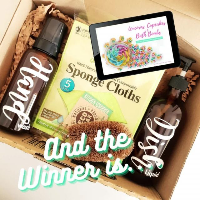 "And the winner of our competition to celebrate 1000 groupies is......... Tania Ballard  Congratulations Tania you have won a Blooming Basics kitchen sink kit and eBook prize pack for yourself, and another for a mate. We will PM you with info on how to claim your prize. If you like winning stuff, be sure to enter our monthly ""tag us"" competition for you chance to win a $50 voucher to spend in our online store on anything you like.  Just Tag us in a picture of anything relevant to Blooming Mandala, recipes, homewares, products, using DIY etc Facebook - @bloomingmandalaoz  Instagram - @blooming_mandala  That's It.  Super Simple. . . . . #bloomingmandala #winner #competition #lowtox #cleanlivingmadesimple #lowtoxlife #diyrecipes #diycleaning #diybeauty"