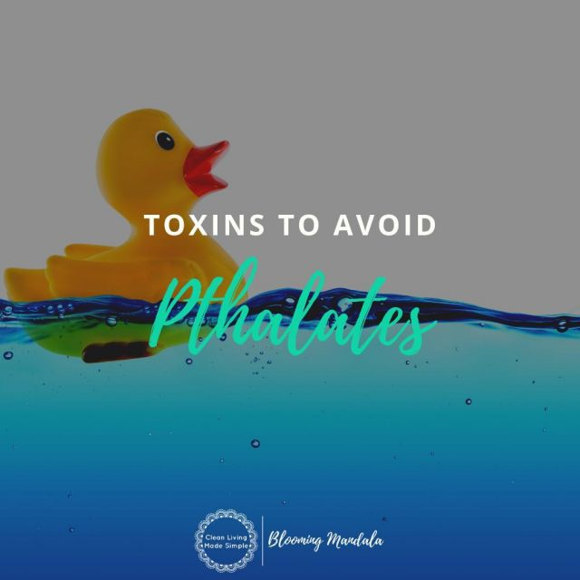 """What the heck are Phthalates and what's wrong with them? Phthalates are a group of chemicals primarily used as """"plasticizers"""", in other words they make plastics flexible. The more flexible your plastic the more Phthalates it most likely contains. These 'plasticizers' are also used in fragranced products to help fragrance smell linger around for longer, sticking to everything waiting for you to breathe them in😳. Phthalates are linked to the disruption of our endocrine system, which is responsible for regulating hormones for our cells and organs, definitely not something we want out of wack! Phthalates have been banned from cosmetics in the European Union, but Australia is yet to catch up and you can still find them in all sorts of products here! Potential Health Impacts: ☠️endocrine disruptor  ☠️asthma  ☠️ADHD ☠️cancer ☠️obesity ☠️type 2 diabetes ☠️Low IQ ☠️neurodevelopment issues ☠️behavioural issues ☠️autism spectrum disorders ☠️premature birth ☠️early puberty ☠️reduced fertility ☠️birth defects ☠️decreased sperm counts and damaged sperm Commonly Found In: ⚠️anything containing """"fragrance"""" ⚠️deodorant ⚠️hair spray ⚠️nail polish ⚠️body wash ⚠️hair care products ⚠️soaps ⚠️air fresheners. ⚠️toys ⚠️vinyl flooring ⚠️detergents ⚠️lubricating oils ⚠️food packaging ⚠️pharmaceuticals ⚠️Food products that have been processed using plastic equipment It would be almost impossible to avoid ever having contact with Phthalates, however, we can help limit our families exposure. Not using sprays or perfumes everyday, maybe just save for special occasions and substitute with essential oils. Try replacing personal care products with low tox versions. Also never heat plastics, so never heat food in plastic and try to avoid kids taking plastic toys into the bath, where possible! We have kids.. we know it isn't always possible!!😅 #lowtoxlife #ditchandswitch #toxinfreeliving #toxinfreehome #healthyhome #Nontoxichome #notoxins #cleanproducts #nochemicals #greenproducts #Lowtox #lowtoxlivi"""