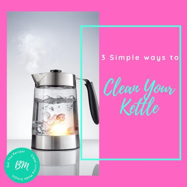 When you're a kid they dont tell you you will literally spend your life cleaning... like everything.. even your kettle!🤨 😅Haha well the good news is these 3 ideas make cleaning your kettle as easy as making a cup of tea! Goodbye little floating bits of scale in your cuppa and hello sparkling clean kettle😇 link in bio #lowtoxlife #ditchandswitch #toxinfreeliving #toxinfreehome #healthyhome #Nontoxichome #notoxins #cleanproducts #nochemicals #greenproducts #environmentallyfriendly #diycleaning #diyrecipes #homemade #Lowtox #lowtoxliving  #cleanliving #cleanlivingmadesimple #bloomingmandala #toxfree #chemicalfree #chemicalfreeliving #diycleaningproducts #diycleaningrecipes #greencleaning #greencleaningproducts #greencleaners #sustainablecleaning #sustainableliving #sustainablelifestyle